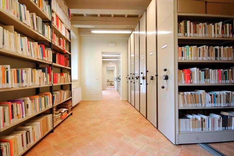 Fondo antico della biblioteca, magazzino