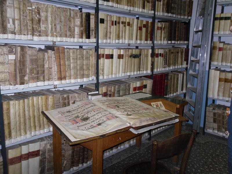 Biblioteca del Centro di studi francescani per la Liguria