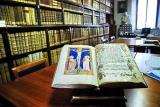 Sala e manoscritto