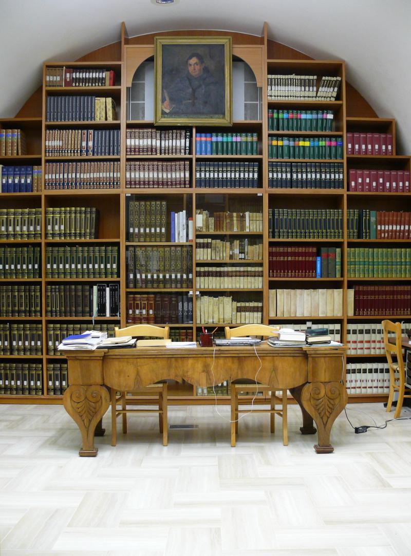 Sala e scrittoio
