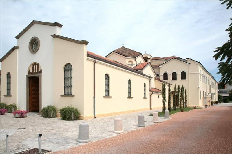 Sede della biblioteca - Centro mariano Beata Vergine Addolorata